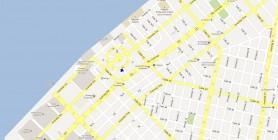 Cubacar Transtur Office Calle 46 y 3ra La fontana map, Miramar Havana