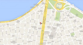 Cubacar Transtur Office Hotel Caribbean Havana